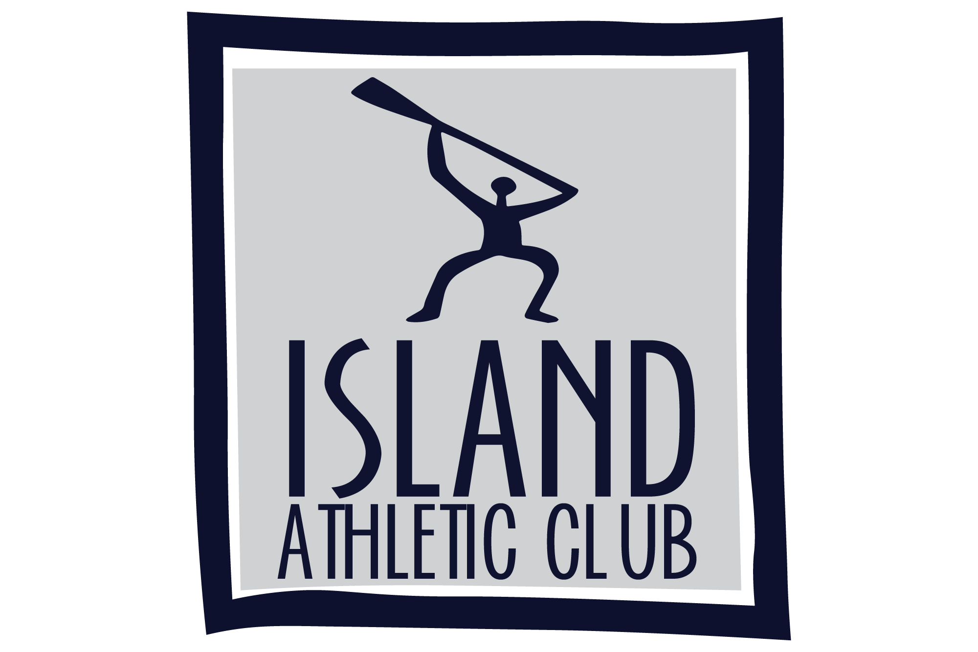 island athletic club logo
